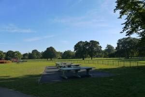 Dulwich Park Table Tennis