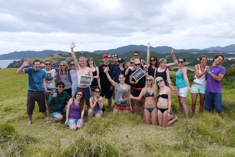 Our Tour of the Bay of Islands