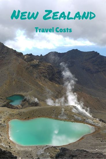 New Zealand Travel Costs