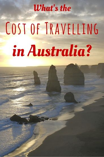 What's the cost of travelling in Australia-