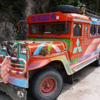 Jeepney in the Philippines