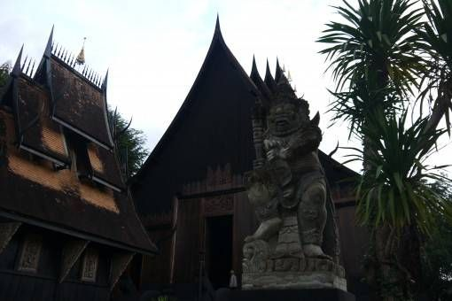 The Black House, Chiang Rai
