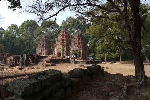 Preah Ko, the Roluos Group, Cambodia