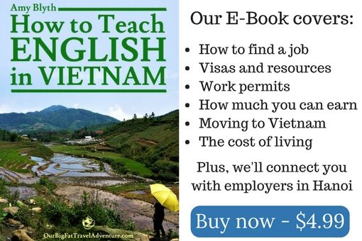 How to Teach English in Vietnam E-Book