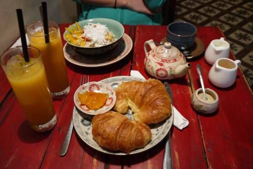 Breakfast at Hanoi Social Club
