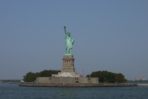 The Statue of Liberty, New York, USA