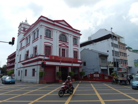 The Fire Station, Georgetown, Penang