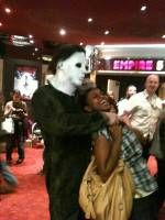 Michael Myers - Frightfest 2012