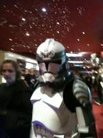 Storm trooper - frightfest 2012