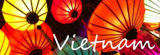 Travel stories and tips for Vietnam