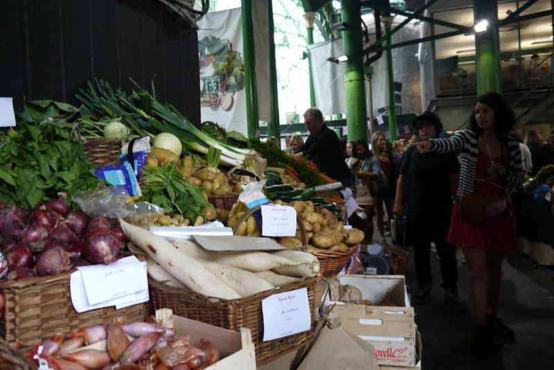 Borough Market Fruit & Veg