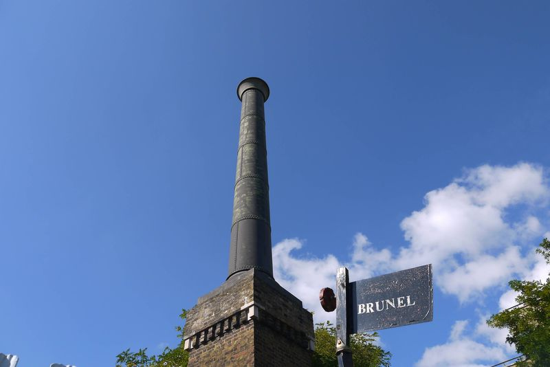 The Brunel museum, London
