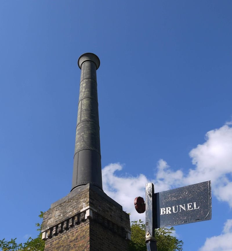 Brunel engine house London