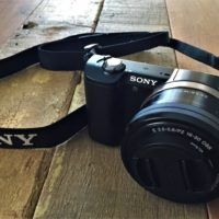 Our new travel camera, the Sony A5000