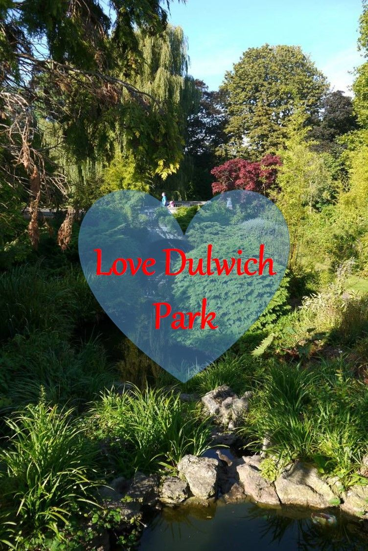 Love Dulwich Park London