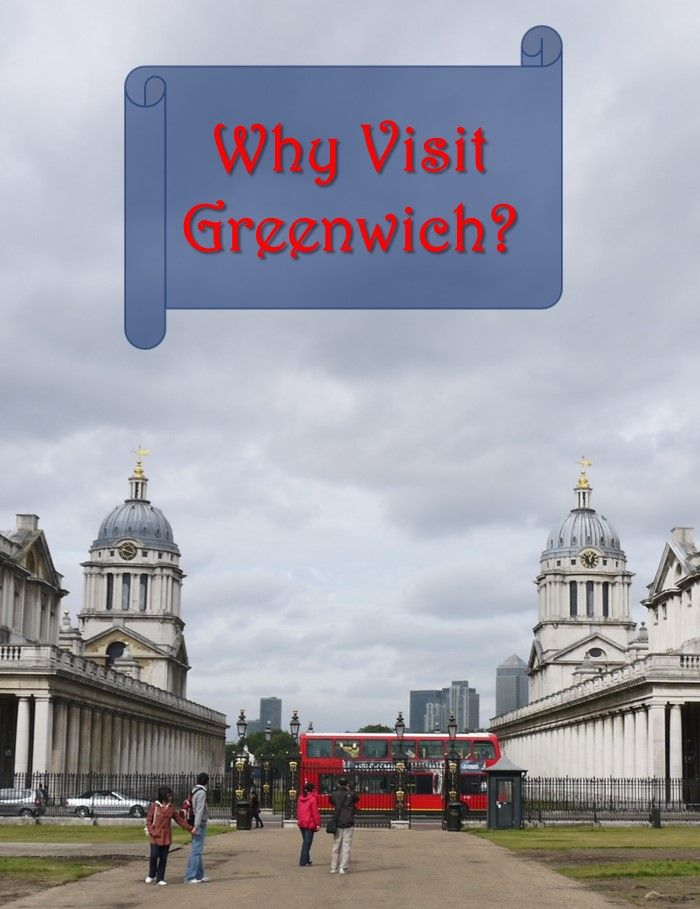 Why Visit Greenwich?