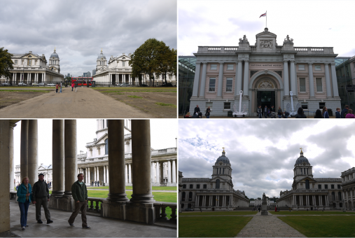 Royal Naval College and National Maritime Museum, Greenwich