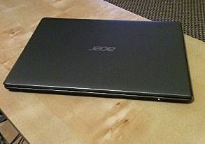 Our travel laptop - the Acer Aspire