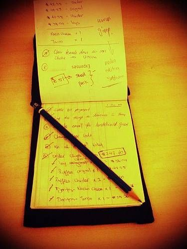 Travel checklist - our list of tasks to do before we leave