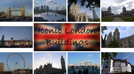 Iconic London Buildings