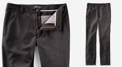 Bluffworks trousers