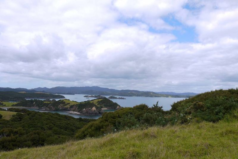 The Bay of Islands, New Zealand