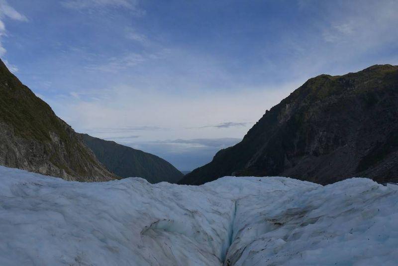 The amazing Fox Glacier, New Zealand