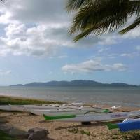Beach in Townsville, Australia