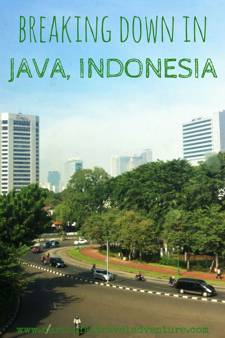 breaking down in java indonesia, pinterest pin