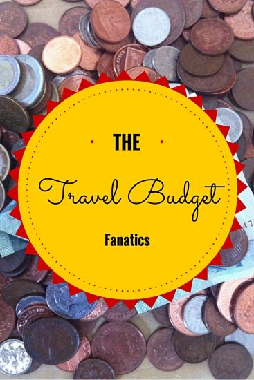 The travel budget fanatics