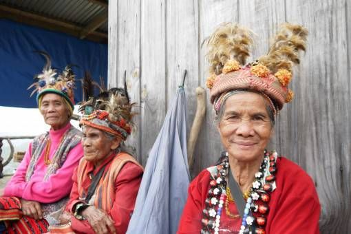 Local Women in Banaue