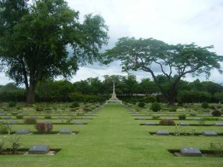 Death Railway War Cemetery