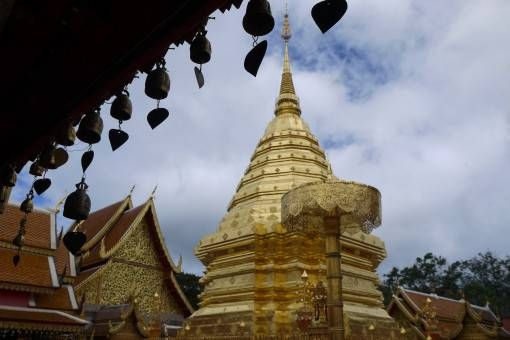Wat Phra That, Doi Suthep Thailand