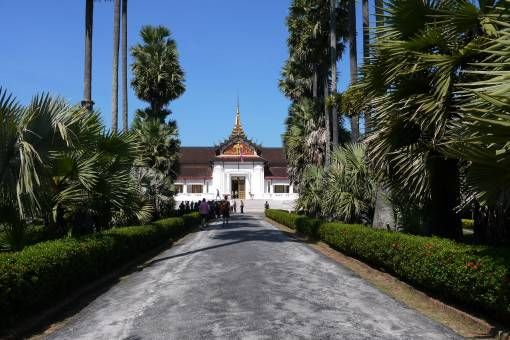 National Museum, Luang Prabang