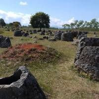 Mysterious Plain of Jars, Laos