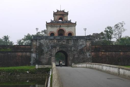 Hué City Walls, Vietnam