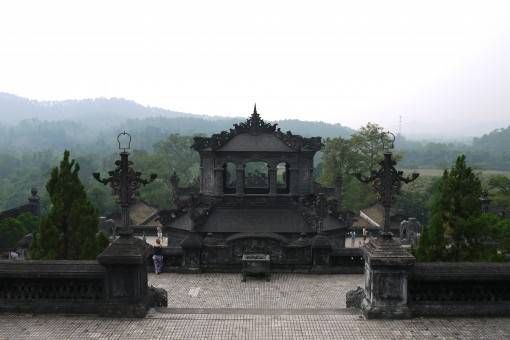 Hué Tomb on the City Tour