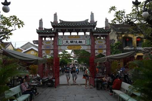 Streets in Hoi An