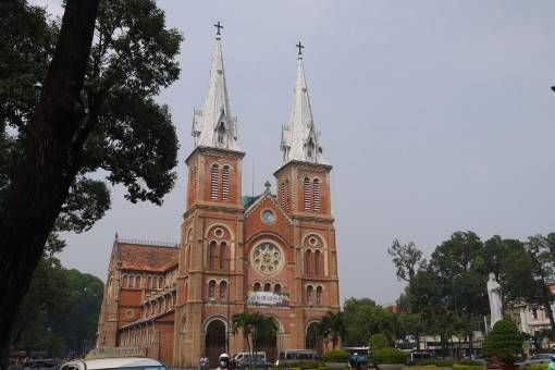 Notre Dame Cathedral, Ho Chi Minh City