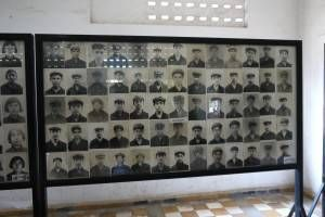Photographs of Prisoners from S21 Prison