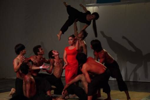 The Phare Ponleu Selpak Circus, Battambang Cambodia