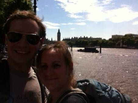 Us in London