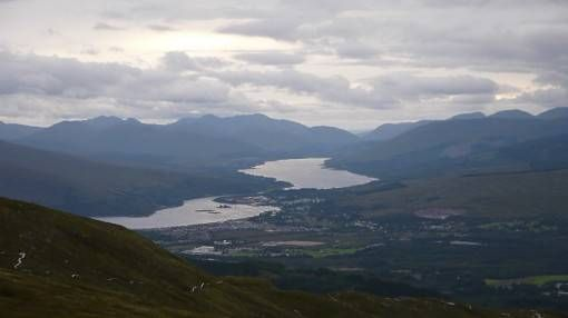 Ben Nevis View in Scotland