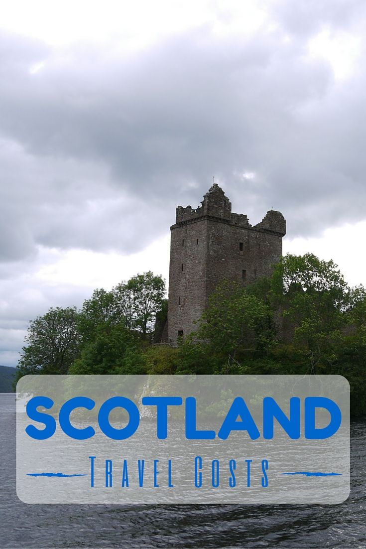 Scotland travel costs