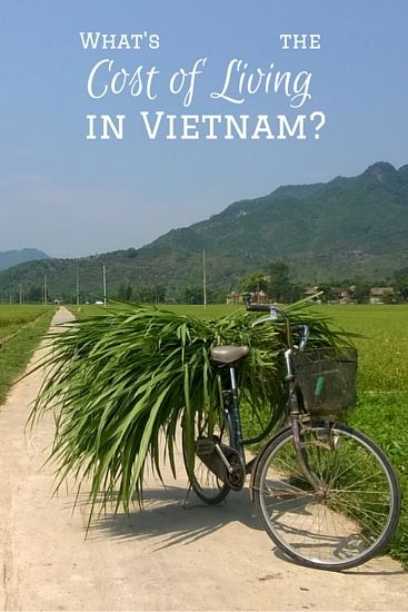 What's the cost of living in Vietnam?