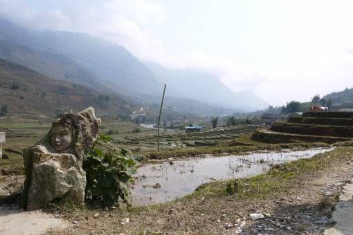 The Countryside in Sapa