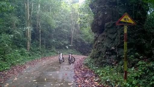 Cuc Phuong National Park Bike Ride