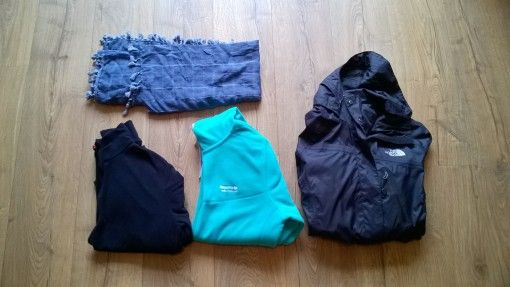 USA cold weather gear for Amy
