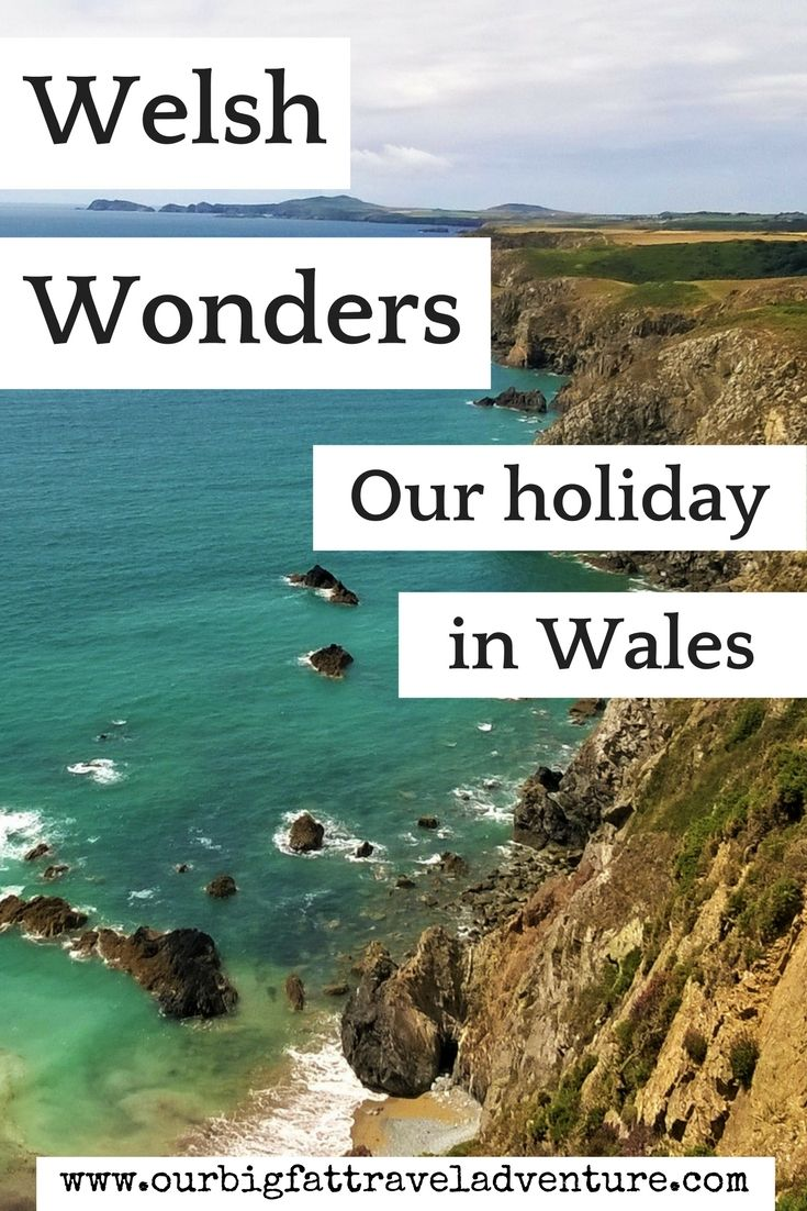 Welsh Wonders Holiday in Wales Pinterest