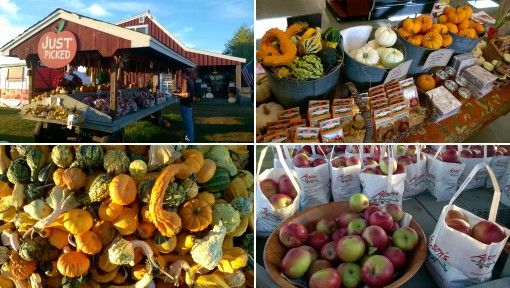 Farmstands in Vermont